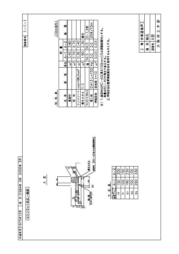 中央区道路工事標準構造図集 中央区ホームページ